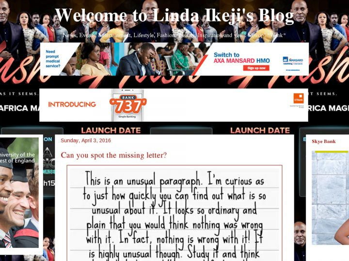 Why we still have shitty websites in Nigeria